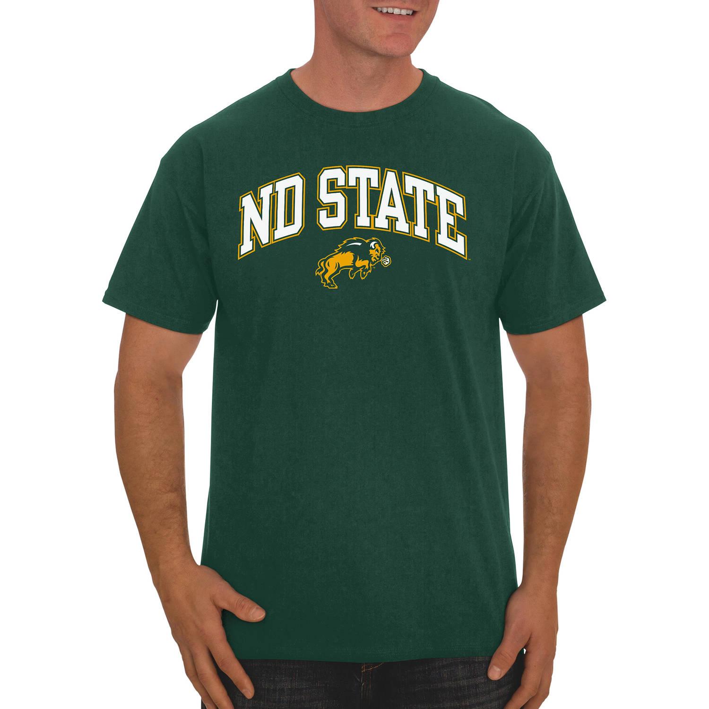 NCAA North Dakota State Bison Men's Classic Cotton T-Shirt
