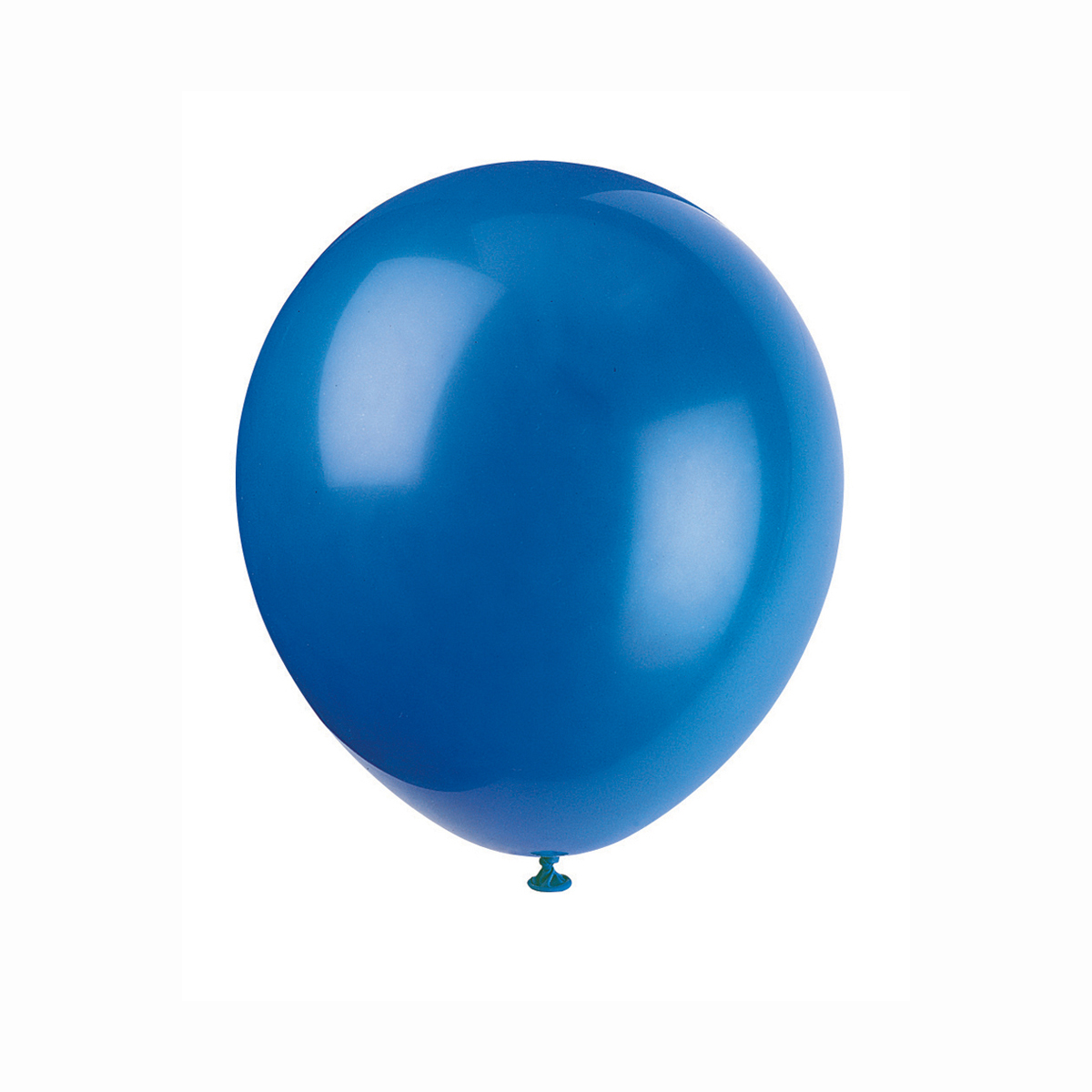 Latex Balloons, 12 in, Royal Blue, 72ct