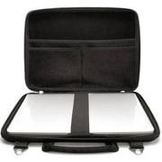 "Drive Logic DL-MBPR-11 Hard Carrying Case for 11"" MacBook Air and 11.6"" Chromebook Models, Black"
