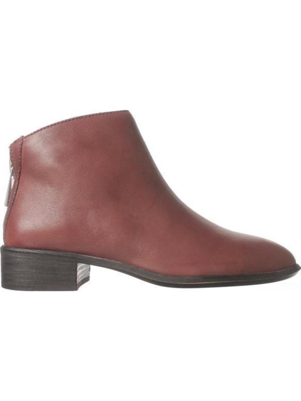 Womens Dolce Vita Mylene Chelsea Ankle Boots, Bordeaux, 9.5 US