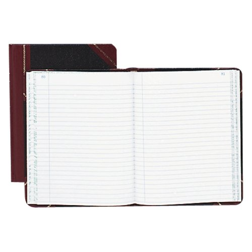 Esselte 38 Series Record Book - 300 Sheet[s] - Thread Sew...