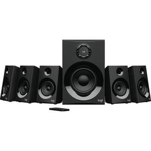 Logitech Z606 6-Speaker 5.1 Surround Sound with