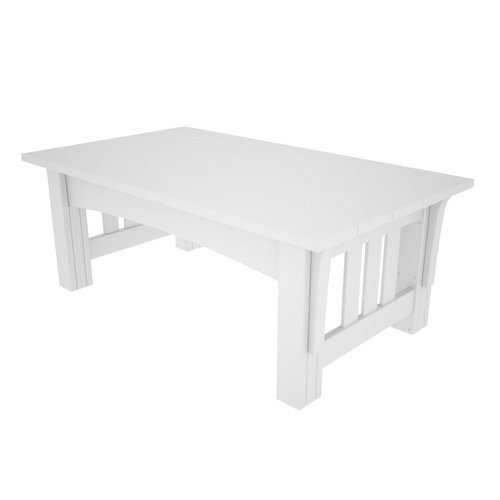 POLYWOOD Mission Coffee Table by Polywood