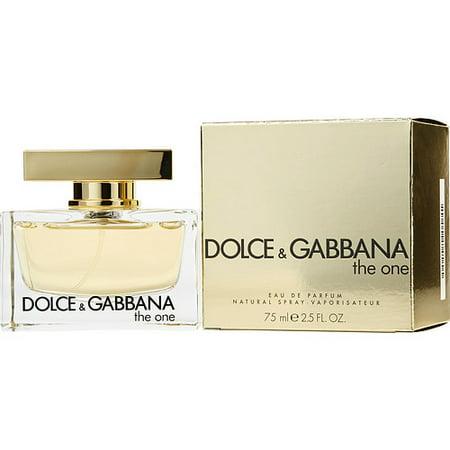 Dolce & Gabbana 3947481 The One By Dolce & Gabbana Eau De Parfum Spray 2.5 Oz