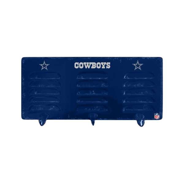 Dallas Cowboys 3 Hook Metal Locker Coat Rack by Imperial