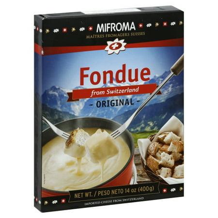 Original Swiss Fondue by MiFroma ()