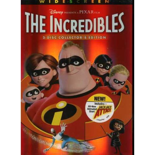 Incredibles (2-Disc) (Widescreen, Collector's Edition)