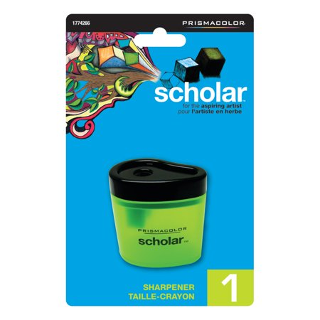 Prismacolor Scholar Pencil Sharpener](Handheld Pencil Sharpener)