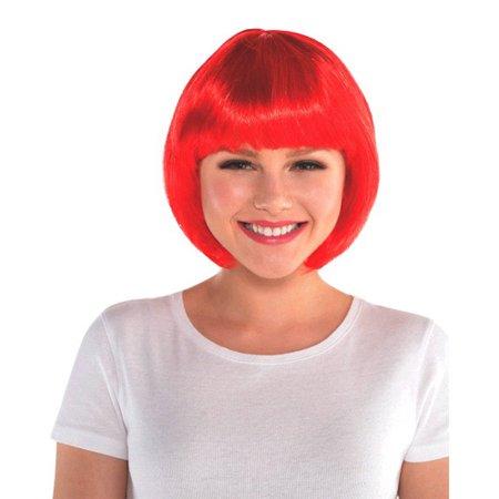 Red Wig Bob (Red Bob Wig (1ct))