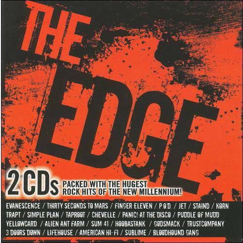 The Edge (2CD)