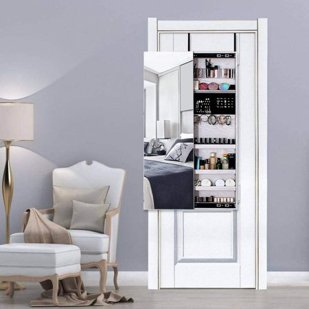 Shop Jewelry Armoires with Makeup Storage!