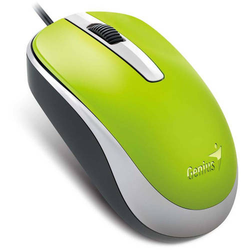 Genius DX-120 1000DPI Wired USB Optical Mouse