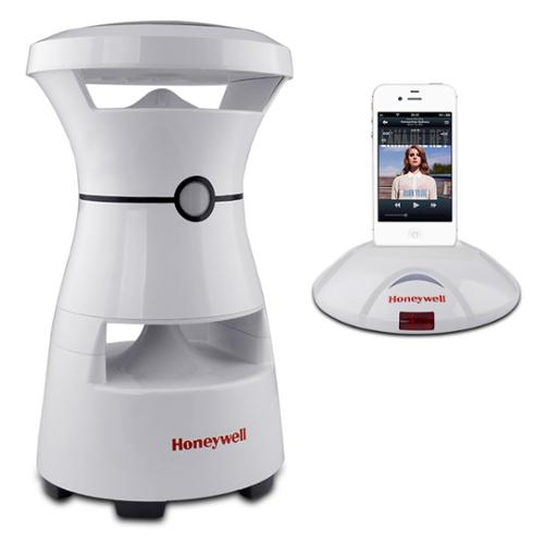 Honeywell Wireless Outdoor All Weather Solar Speaker