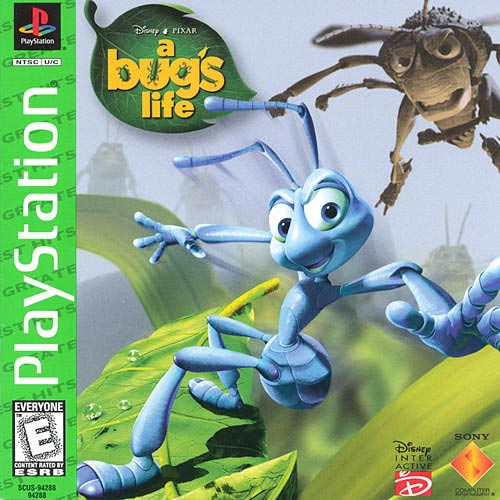 A Bug's Life PSX