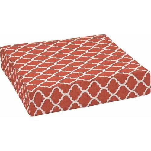 Mainstays Outdoor Patio Deep Seat Bottom Cushion, Multiple Patterns Available