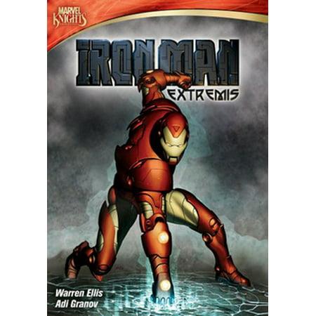 - Marvel Knights: Iron Man Extremis (DVD)