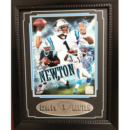 1 Carolina Panthers Framed (NFL 11