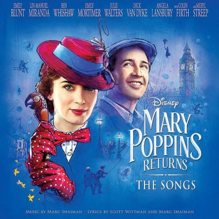 Mary Poppins Returns: The Songs - October Halloween Songs