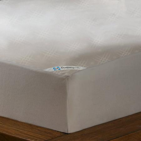 Sealy Posturepedic Maximum Protection Zippered Mattress Encasement
