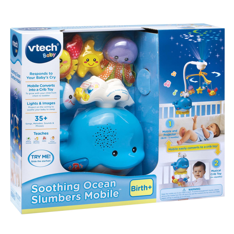 VTech® Soothing Ocean Slumbers Mobile™ - Walmart.com