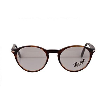 9b2ea6372a0 Persol PO3092V Eyeglasses 48-19-145 Havana 9015 PO3092 (FRAME ONLY) -  Walmart.com
