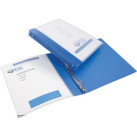 View Pocket (Avery Flexible View Pocket Presentation Binders)