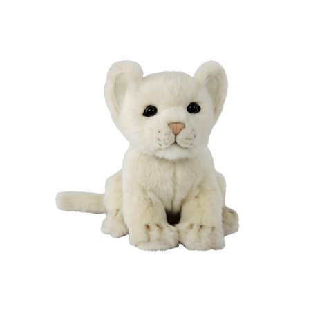 Hansa Toys - Lion Cub, White (Go Diego Go Welcome Home Lion Cub)