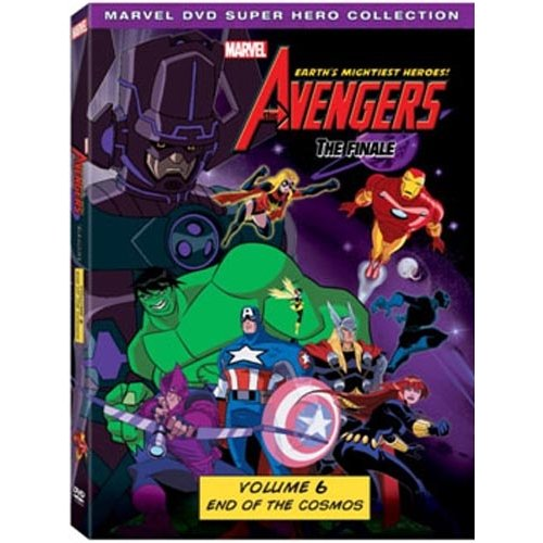 The Avengers: Earth's Mighty Heroes - The Finale, Volume 6 - End Of The Cosmos (Widescreen)