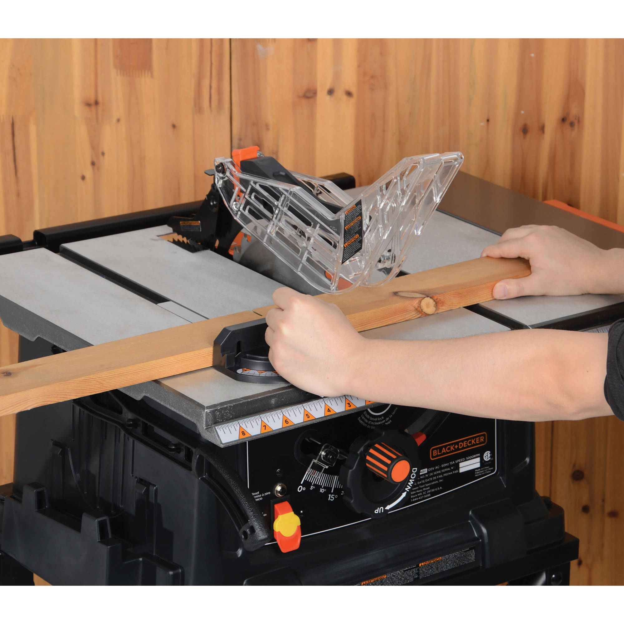 Black and decker 10 portable table saw walmart greentooth Choice Image