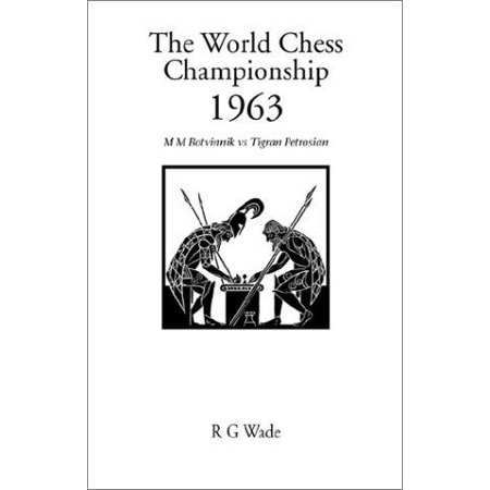 The World Chess Championship 1963