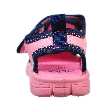 B.U.M. Equipment Hook-and-Loop Strap Active Sandals (Infant & Toddler Girls)