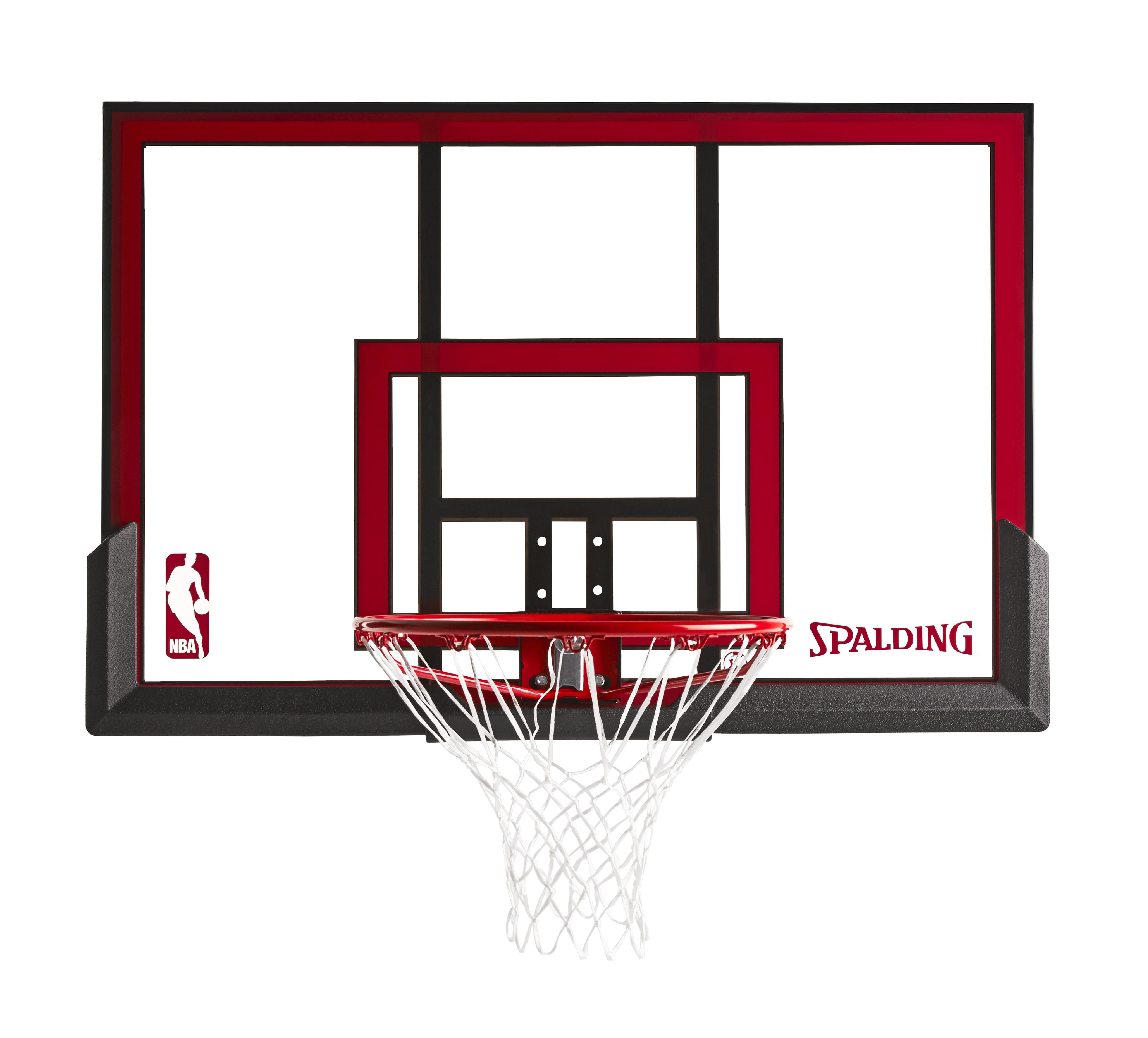 Basketball Backboard and Rim Combo 48