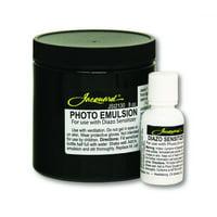 Jacquard Photo Emulsion & Diazo Sensitizer, 8 oz.