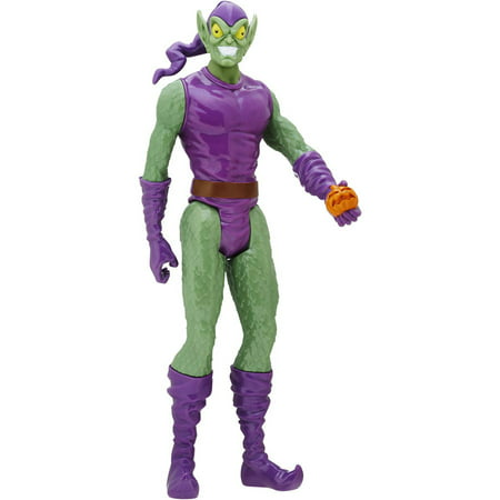 - ultimate spider-man vs. the sinister six: titan hero series green goblin