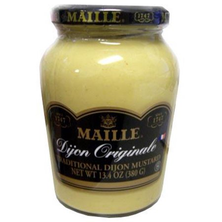 Dijon Mustard (Maille) 13.4oz ( 380g)  Label may read HOT - Maille Dijon Mustard
