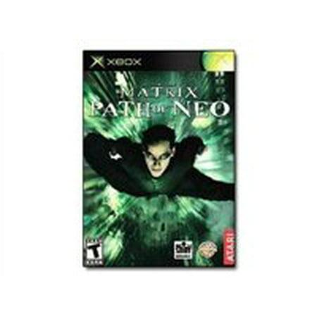 The Matrix Path of Neo - Xbox