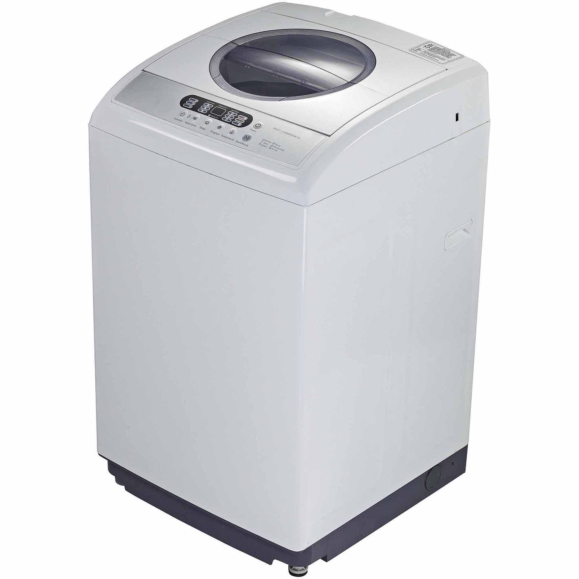 Rca Cu Ft Portable Washer White Walmart Com