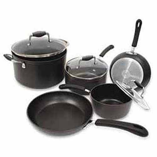 Click here to buy Ecolution 8-Piece Cookware Set by Epoca.