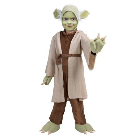Star Wars Yoda Costume for Toddlers](Yoda Costume For Toddler)