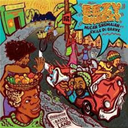 Eezy Beezy Feat Exile de Brave (Vinyl) (7-Inch) (Lecrae Tell The World Feat Mali Music)