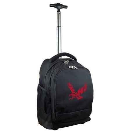 Mojo Licensing Premium Wheeled Backpack, Eastern Washington