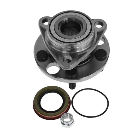 One New Front Wheel Hub Bearing Assembly CAVALIER SUNFIRE GRAND SUNBIRD