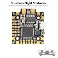 HGLRC Forward F4 AIO 20X20mm Brushless Flight Controller STM32F405 3-6S with Connector on Board OSD for FPV Racing Drone RC Quadcopters