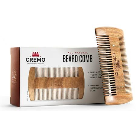 Cremo Beard Grooming Comb
