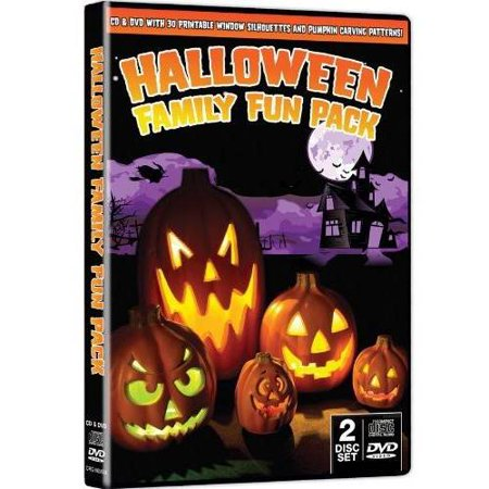 Halloween Family Fun Pack - Family Fun Halloween Dinner