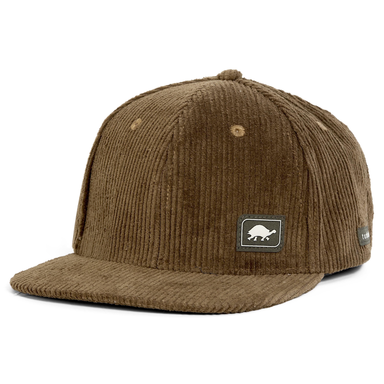 Turtle Fur Outdoorian Corduroy Trucker Baseball Cap