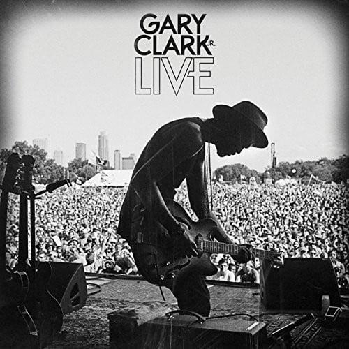 Gary Clark Jr Live (Vinyl)