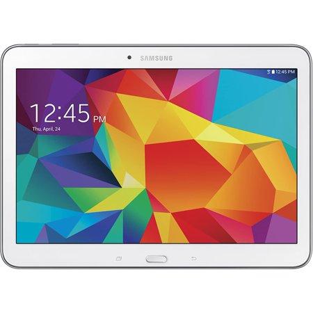 Samsung Galaxy Tab 4 10.1-inch WiFi Only, 16GB White (Refurbished)