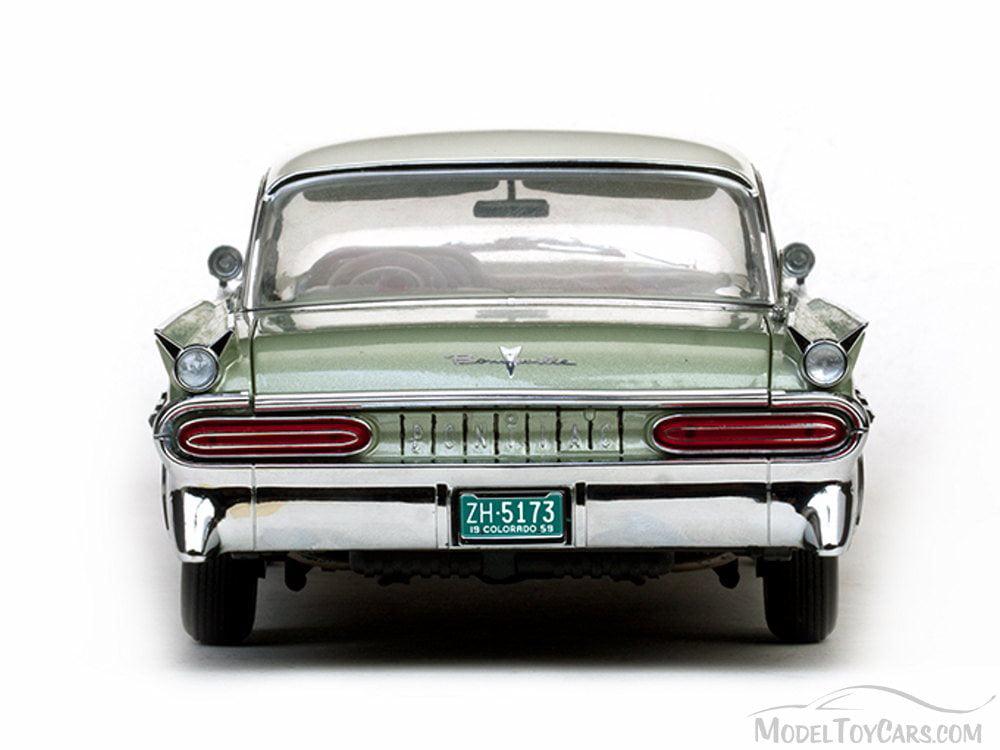 Pontiac Bonneville Cabrio Hard Top Grün 1959 1//18 Sun Star Modell Auto mit oder
