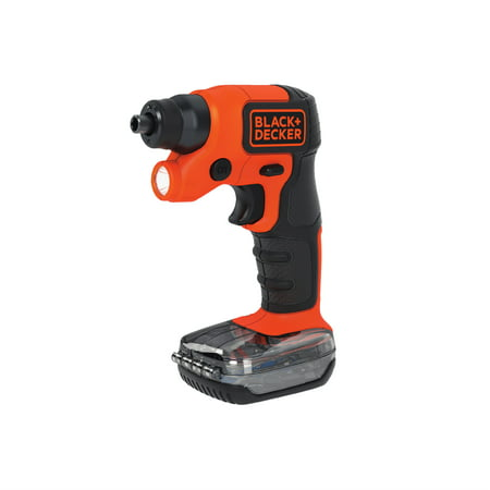 BLACK+DECKER BDCSFS30C Storage Foot Screwdriver